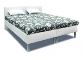 Čalouněná postel s úložným prostorem DUO XXL