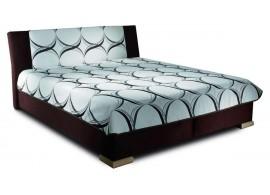Čalouněná postel s úložným prostorem ADELE
