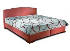 Čalouněná postel s úložným prostorem BARBARA