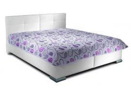 Čalouněná postel s úložným prostorem DINA