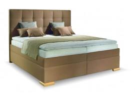 Americká postel boxspring s úložným prostorem MURANO