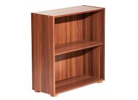 Regál, policová knihovna IA60360, lamino ořech