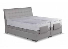 Americká postel boxspring ASTRID, 180x200, motorový rošt