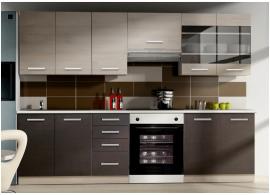 Kuchyňská linka CASA-5061, chamonix, 240 cm