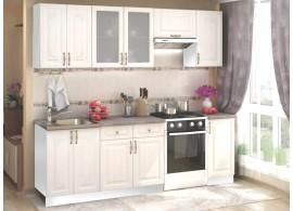 Kuchyňská linka CASA-6052, bílá, 240 cm