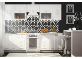 Kuchyňská linka CASA-6160, bílá, 260 cm