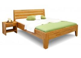 Zvýšená postel z masivu CATARINA 1, masiv buk