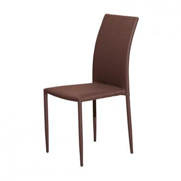 Jídelní židle IA3056, kov/čalounění