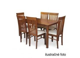 Jídelní stůl Astro, lamino, 110x70 cm