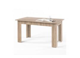 Jídelní stůl Generál, lamino, 110x70 cm, dub sonoma
