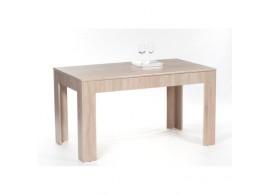 Rozkládací jídelní stůl Admirál, lamino, 140x80 cm, dub sonoma