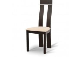 Jídelní židle Desi, masiv, wenge