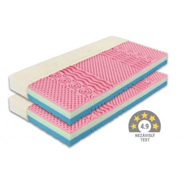 Zdravotní matrace Bezva BINGO HARD, 180x200, líná pěna
