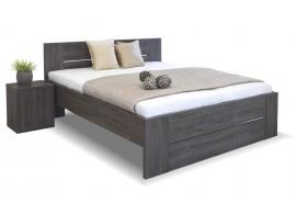 Manželská postel Loren, 160x200, 180x200