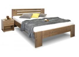 Zvýšená postel z masivu ROSA, masiv smrk