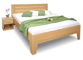 Zvýšená postel CANARIA, 140x200, lamino