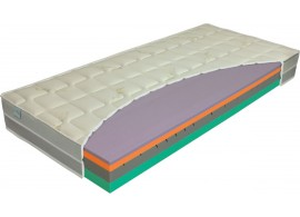 Matrace sendvičová Aloe Comfort, 160x200, 21cm