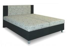 Čalouněná postel s úložným prostorem Melisa