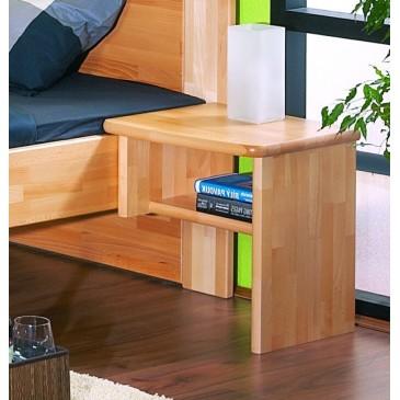 Noční stolek STANDA P - masiv buk