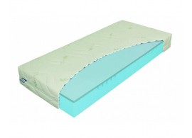 Tvrdá matrace Polargel Superior 90x220, 20 cm - chladivá vrstva