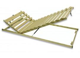 Vyklápěcí laťkový rošt MASIV NV - čelní výklop