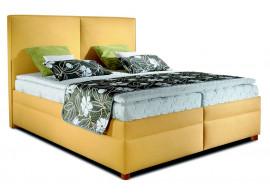 Americká postel boxspring s úložným prostorem MARCO
