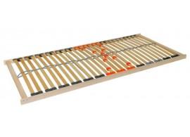 Pevný lamelový rošt do postele DOUBLE KLASIK, 120x200