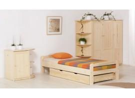 Dětská postel s úložným prostorem ALICE