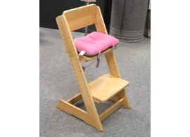 Dřevěná dětská rostoucí židle KLÁRA č.407/2, masiv buk, VÝPRODEJ Z EXPOZICE