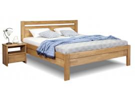 Zvýšená postel z masivu Klementin, masiv buk