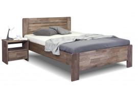 Zvýšená postel z masivu ARION 2, 140x200, masiv buk