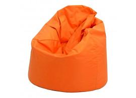 Sedací vak hruška IAV10, oranžový