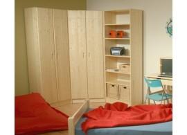 Poschoďová postel-palanda D906-TZ NOVINKA-2010 - Domino