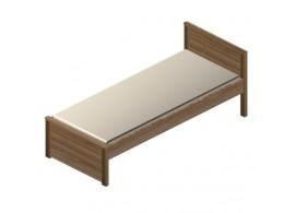 Dětská poschoďová postel s úložným prostorem POLA