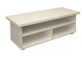 Televizní stolek TR10 - buk, olše, wenge, hnědá