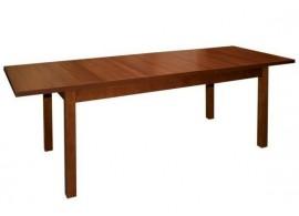 Rozkládací jídelní stůl 240x90 - SR19, buk, olše, třešeň, wenge