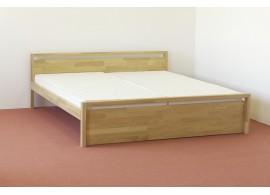 Úložný prostor 1/2 pod postel z masivu H-057PS, smrk