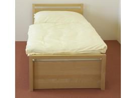 Úložný prostor 1/2 pod postel z masivu H-057B, buk