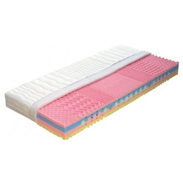 Zdravotní matrace BRIGITA, z líné a studené pěny