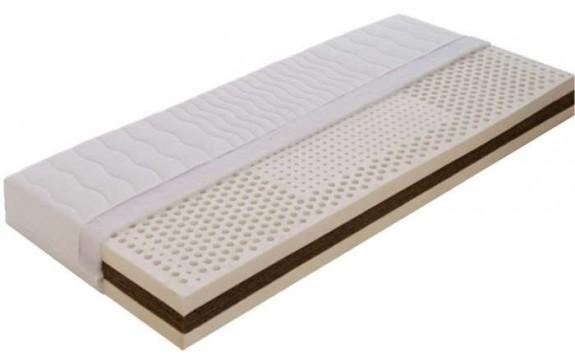 Zdravotní matrace KLAUDIE, latexová