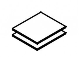 Pěnová matrace 80x190 cm