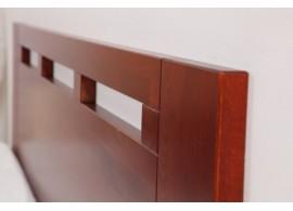 Psací PC stůl DREW-115, masiv borovice