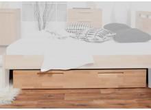 Úložný prostor pod postele 229-BC, masiv buk