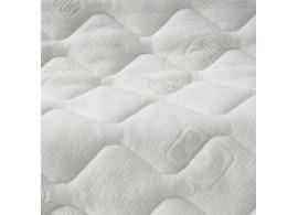 Manželská postel - dvojlůžko KAROLÍNA senior 180x200, olše