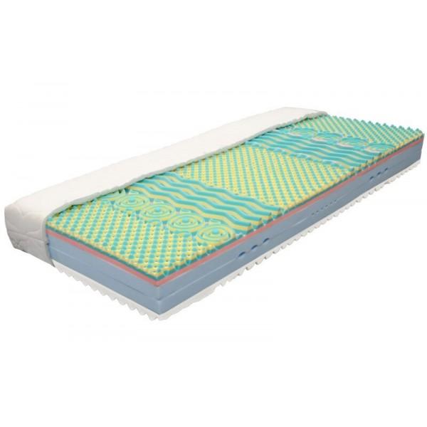 Zdravotní matrace CALIPO MAXI 180x200 - studená a líná pěna