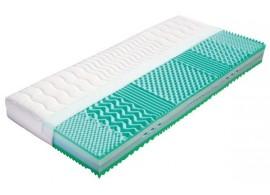 Matrace do postele KORFU 180x200 ze studené BIO pěny