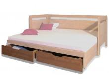 Zásuvka pod postel poloviční 1/2 - L35