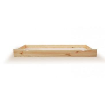 Úložný prostor pod postele W-198, masiv borovice