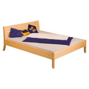 Vyklápěcí lamelový rošt do postele DOUBLE PRAKTIK N, 140x200, 28 lamel