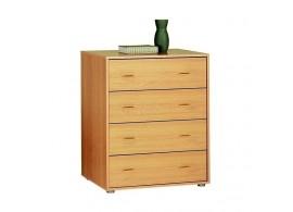 Komoda-prádelník IA8116A, lamino buk